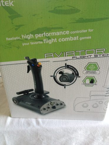 Χ ΒΟΧ 360 Flight stick aviator σε Central Thessaloniki