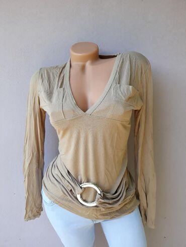 Košulje i bluze | Prokuplje: Bluza bez oštećenja. Puno elastina Velicina M/L
