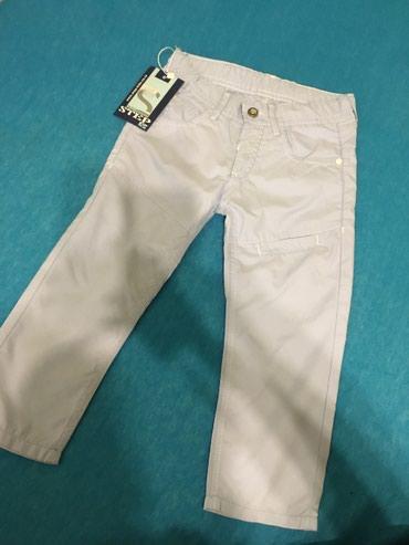 Dečija odeća i obuća - Nis: Nove pantalonice za decaka, vel. 36m