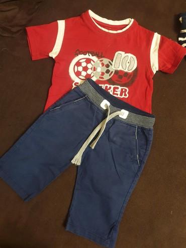 мужские шорты в Кыргызстан: Шорты и футболка,на мальчика!На 2-3 года!В хорошем