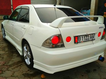 продаю Тойота алтеза не серьезные не тревожное реальному клиенту разум в Бишкек