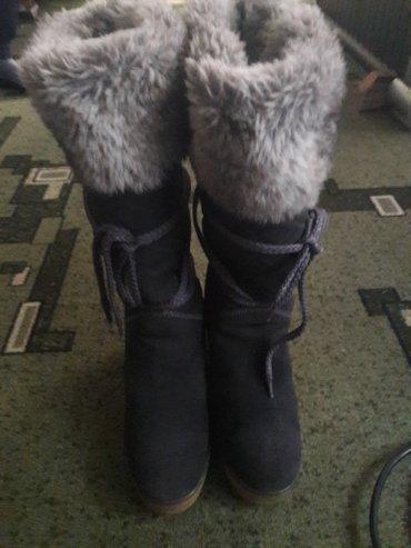 женский зимний сапог натуральный мех раз 37 38 в Джалал-Абад