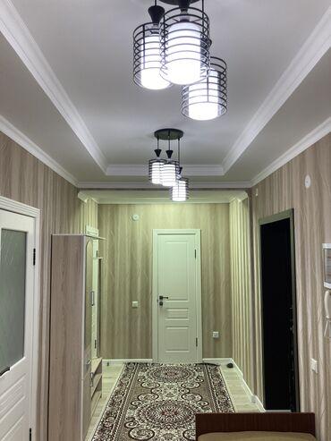 ������������ ������������������������ �������� ���������������� �� �������������� в Кыргызстан: Элитка, 2 комнаты, 65 кв. м Теплый пол, Бронированные двери, Видеонаблюдение
