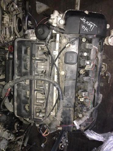 Двигатель на БМВ Е60 обьем 3.0 М54 2005 года выпуска