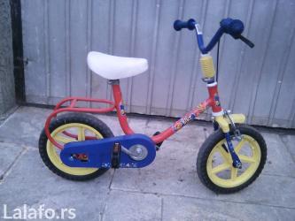 Prodajem decju biciklu,nemacke proizvodnje. Oznake tip toy top - Kragujevac