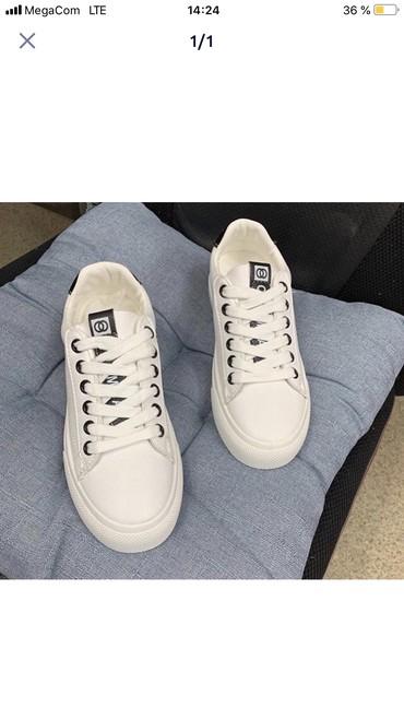 сникерсы 35 36 размер в Кыргызстан: Кроссовки и спортивная обувь 35.5
