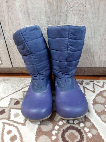 термо носки в Кыргызстан: Российские сапоги, в хорошем состоянии, несколько раз одевали. Очень