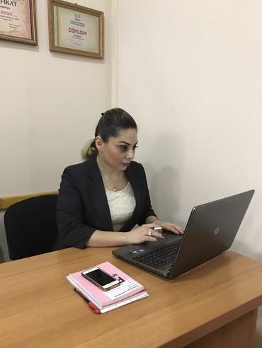Bakı şəhərində MENECERLİK