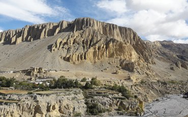 Mustang trek is one of the Nepal's most mysterious and least in Kathmandu