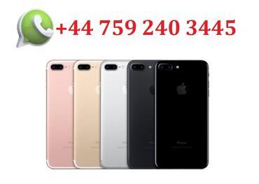 Νέα iPhone 7 Plus 256 GB Μαύρος