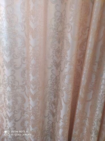 тюл в Кыргызстан: Тюль в хорошем состоянии 1800 сом