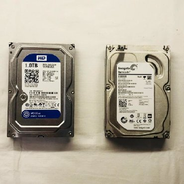 купить-хард-диск в Кыргызстан: Продаю жесткие диски 1тв и 2твtoshiba 2000gb 7200rpm sataiii/sata