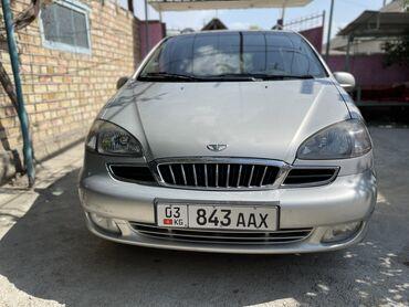 Транспорт - Кызыл-Кия: Daewoo Rezzo 2 л. 2003   225 км