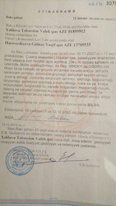 tekerli ev satilir in Azərbaycan   ÇANTALAR: 200 kv. m, 2 otaqlı, Kombi