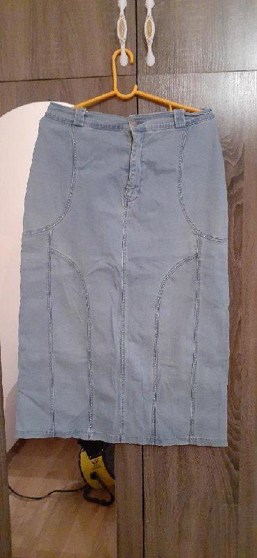 спортивная юбка в Кыргызстан: Юбка джинсовая
