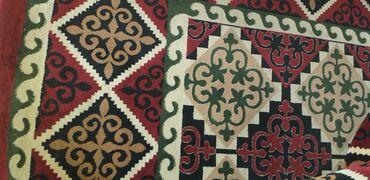 Декор для дома - Кыргызстан: Продаю палас б/y состояние идеальное размер 2.5 на 4метра