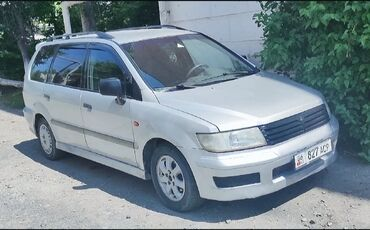 Транспорт - Ош: Mitsubishi Space Wagon 2.2 л. 1999 | 200000 км