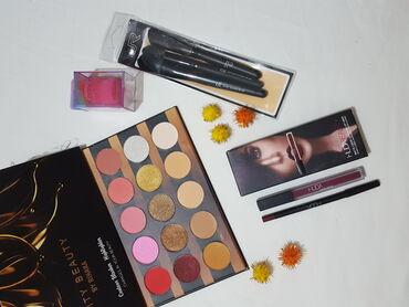 Personalni proizvodi | Cacak: Sminka SET ( Fenty Beauty paleta kontura, broznera i hajlajtera