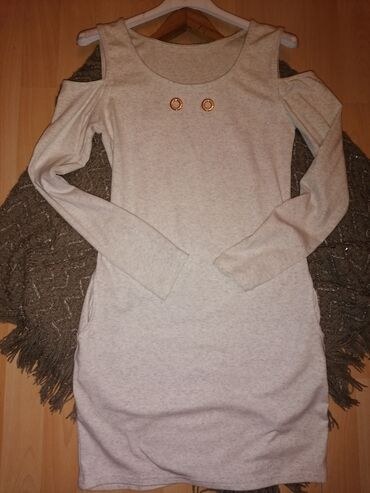 Dresovi - Srbija: Tunika ili haljina, S-M, Novo. Puno elastina