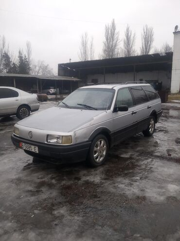 Продажа бензовоз - Кыргызстан: Volkswagen Passat CC 1.8 л. 1989