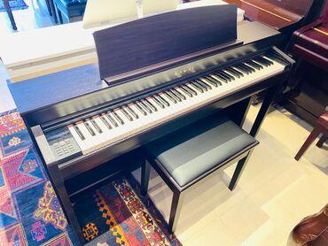Piano və fortepianolar - Azərbaycan: Elektro piano Kawai.Kawai elektron pianolarina 15% endirim