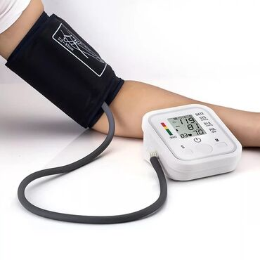 Тонометры - Кыргызстан: Электронной тонометр для измерения артериального давления, плечевой