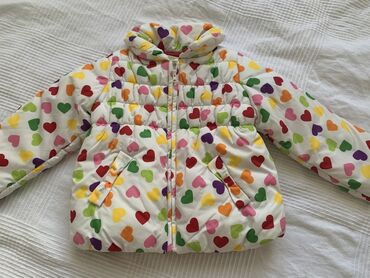 Preslatka Crazy 8 jaknica za devojcice, idealna za prolece/jesen
