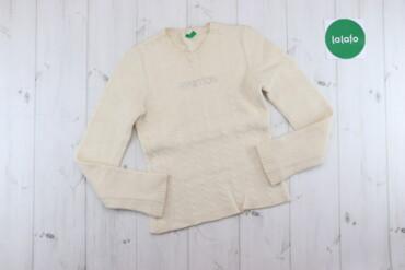 Дитячий светр зі стразами United Colors of Benetton   Довжина: 45 см Ш