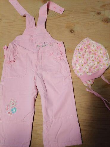 Bez pantalone broj - Srbija: Lepe, zimske pantalone na tregere za devojčice. Tople, lepo