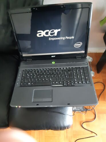 Laptop acer aspire 7730Z. ISPRAVAN. HDD1540GB,DUAL CORE, PROCESOR