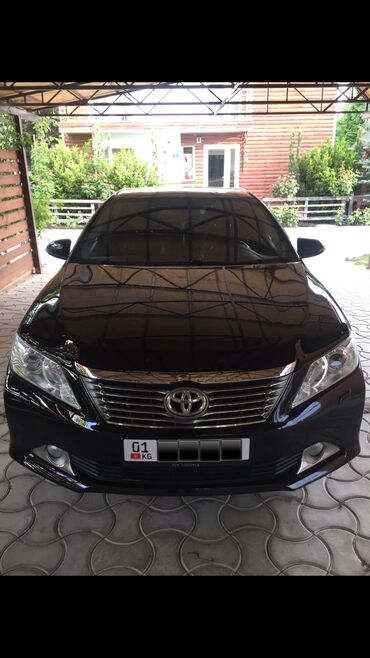 Toyota Camry 2.5 л. 2013 | 199999 км