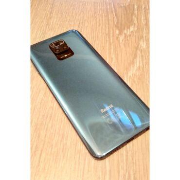 Электроника - Каракол: Xiaomi Redmi Note 9S   64 ГБ   Синий   Сенсорный, Отпечаток пальца, Две SIM карты