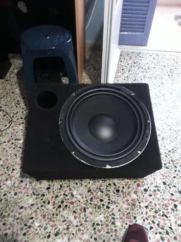 Subwoofer 18'' phonocar 1.000rms σε Egaleo