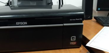 Продаю принтер Epson P50 в хорошем состоянии. за 6000 сом в Бишкек