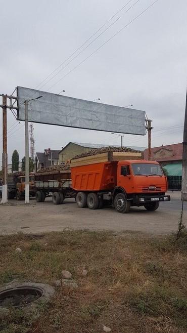 Услуги КамАЗ Евро 15-18т :ГАЗ- 53.Песок в Novopokrovka