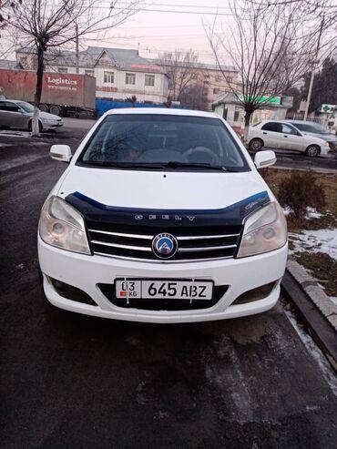 мягкая мебель бу из европы в Кыргызстан: Geely MK 1.5 л. 2013 | 129000 км
