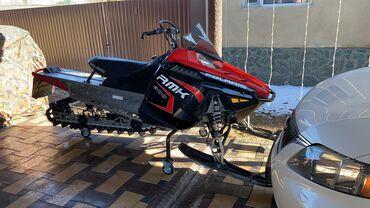 Другой транспорт - Черный - Бишкек: Продаю снегоход Polaris RMK 800 2012 год горный снегоход в идеальном