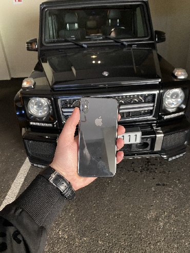 Iphone X 64gb istifade olnmus