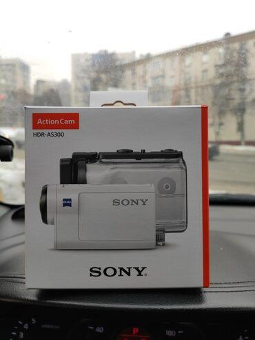 Экшн камера Sony hdr as300 новый 2020 год запечатанный заводской