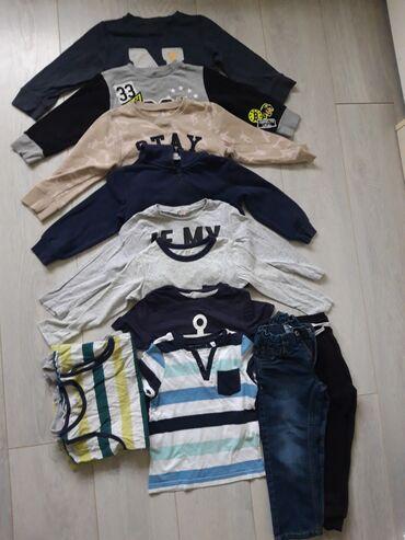 Dečija odeća i obuća - Ruski Krstur: Paket garderobe H&M,C&A veličina 98/104 (uzrast 3-4godine)