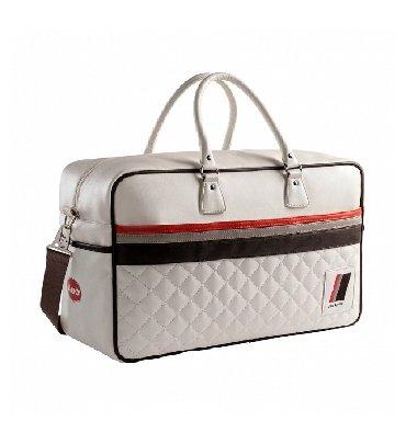 сумка-как в Кыргызстан: Сумка для путешествий Heritage. Большое основное отделение с красной