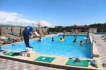 Курортный сезон на Иссык Куле в Чок-Тал