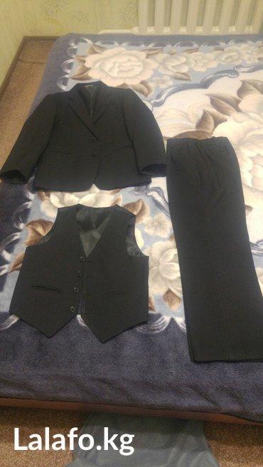 Продаю школьный костюм для мальчика,возраст 7-8 лет. в Лебединовка