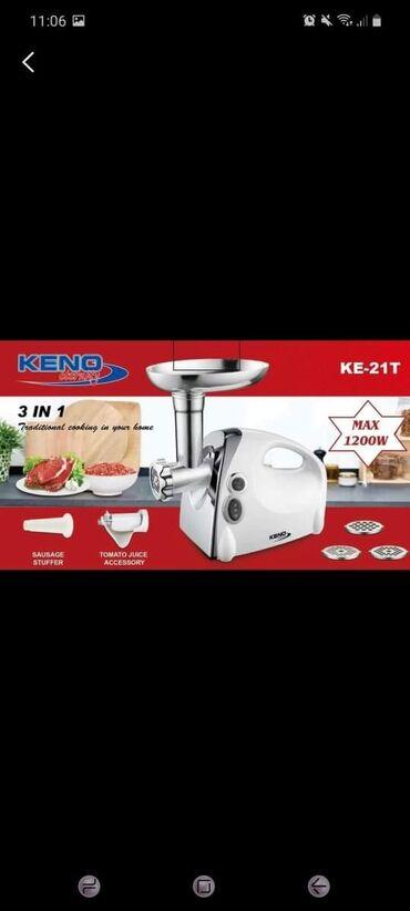 Mašina za mlevenje mesa,pravljenje kobasica,mlevenje
