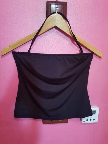 Женская одежда - Мыкан: Продам майку-топ,размер S