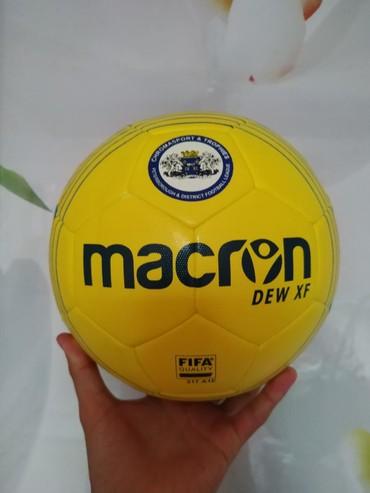 dev sapogi в Кыргызстан: Футбольные мячи MACRON DEV XF (100% ORIGINAL!) Размер: 5 (СШИТЫЕ