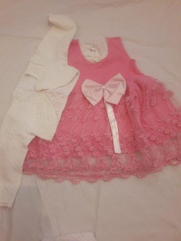 Nova haljinica za devojcice od godinu pa nadalje za kupljena dva tri - Tutin