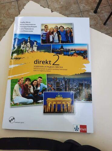 Cd - Srbija: Potrebna knjiga sa slike iz nemackog za 3.razred
