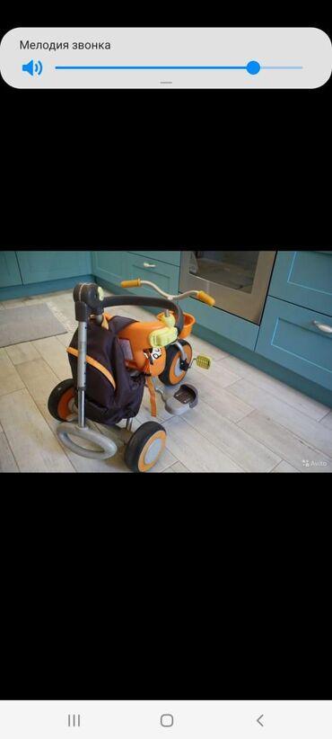 коляска-амели в Кыргызстан: Продаю японскую бу велоколяску,от фирмы Ides Compo Town. Вес 6.5 кг