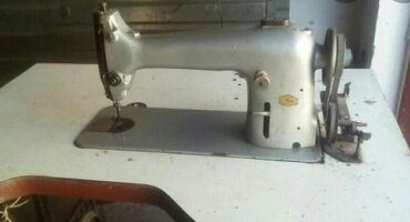 Электроника - Чолпон-Ата: Продаю швейную машину со столом 1022 класса.Шьет все!!!! Без